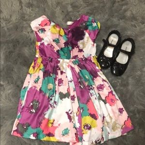 Other - Girls dress with shoes!
